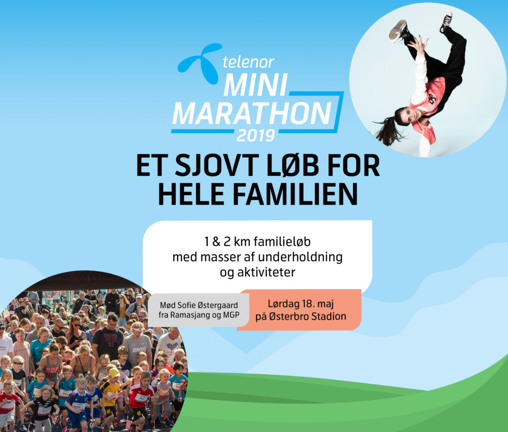 Telenor Mini Marathon 2019
